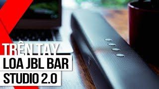 FPT Shop - Trên tay Loa JBL Bar Studio 2.0 Quà tặng khi đặt trước Galaxy S9 | S9+