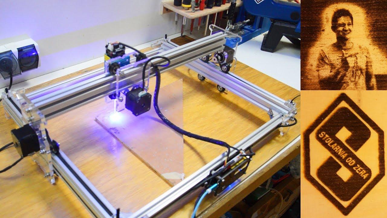 Laser Engraving Machine CNC - EleksMaker EleksLaser A3 Pro 2500mW