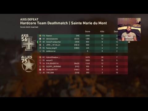 Call of Duty WW2 Live