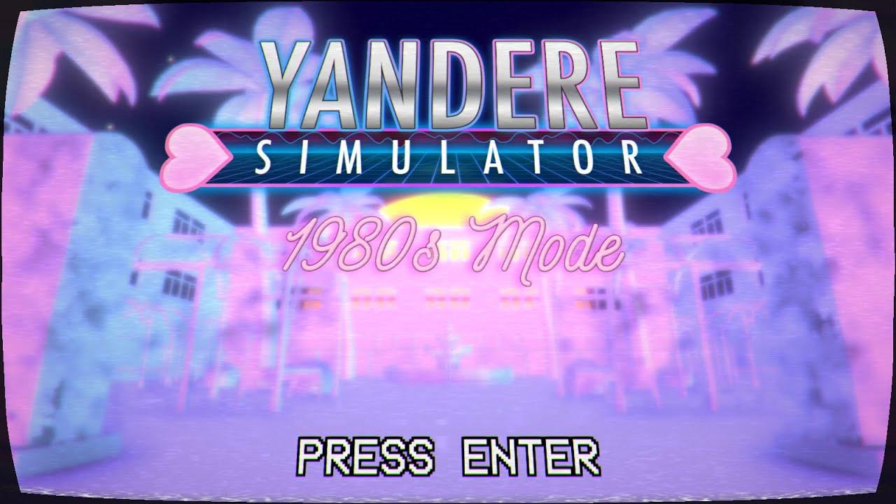 1980's Mode - All Cutscenes (Yandere Simulator)