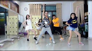 Khúc nhạc vui - Nhảy Demo - Phiên bản thiếu nhi - HKP KIDS - HKP DANCER