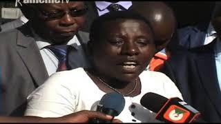 Ngavana Anne Waiguru kung'ethanira na MCAs