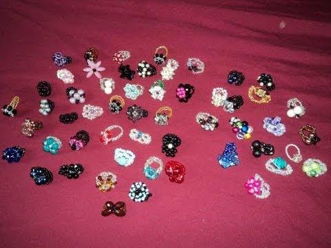 Mis anillos, de Bisuteria.hechos x Mi