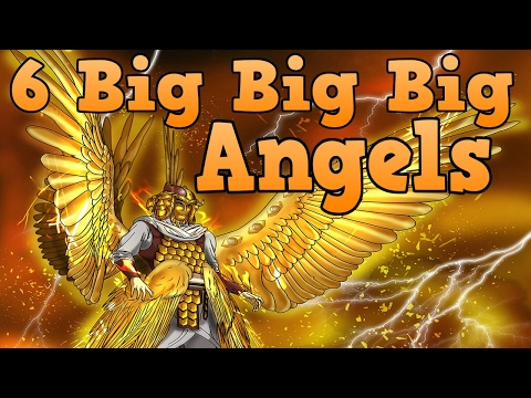 FULL: 6 Big Angels, how a little 4 year old girl saw 6 BIG angels that saved her