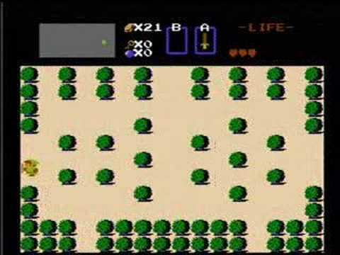 The Legend Of Zelda Nes Level 2 Youtube