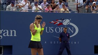 US Open Spotlight: Victoria Azarenka