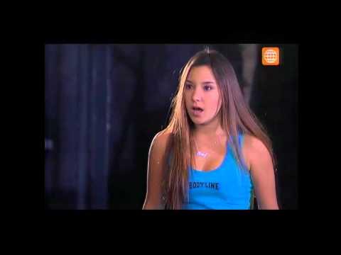 Ven Baila Quinceañera - Rosy Encuentra A Viviana Y Lucas Besándose - 28/12/2015