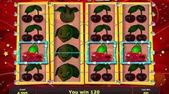 Fruit Fest video slot - JvH and Novomatic casino games