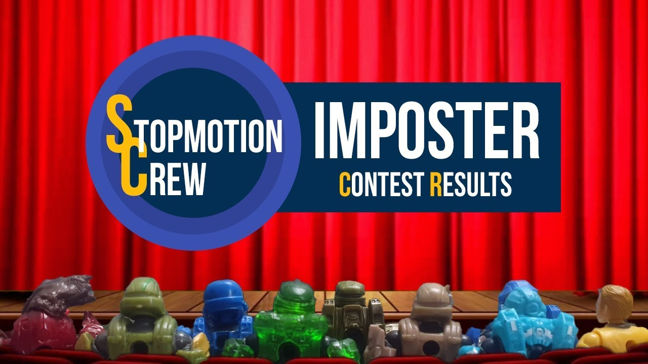 Stopmotion Crew Livestream (CONTEST RESULTS)