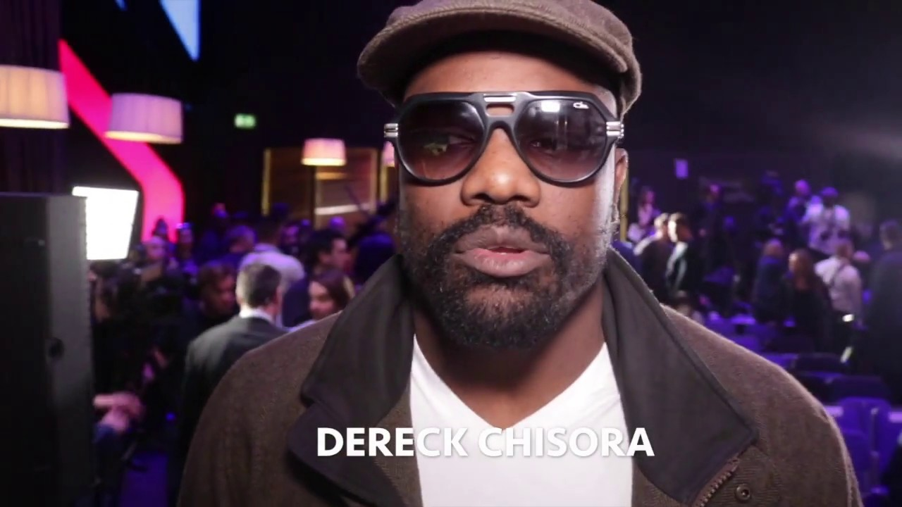 ill fck him up again come see daddy dereck chisora on