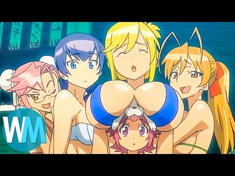 Top 10 Guilty Pleasure Anime