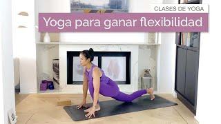 Yoga para ganar flexibilidad (Principiantes)