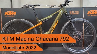 KTM Macina Chacana 792 - Modelljahr 2022