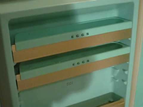 vintage refrigerators from the 50s