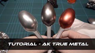 Tutorial AK True Metal