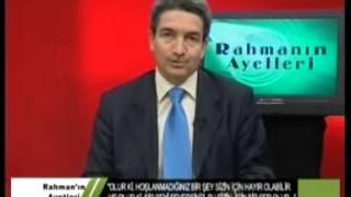 Bakara Suresi Kuran Tefsiri 216-218 Ayetler Prof.Dr. Şadi Eren