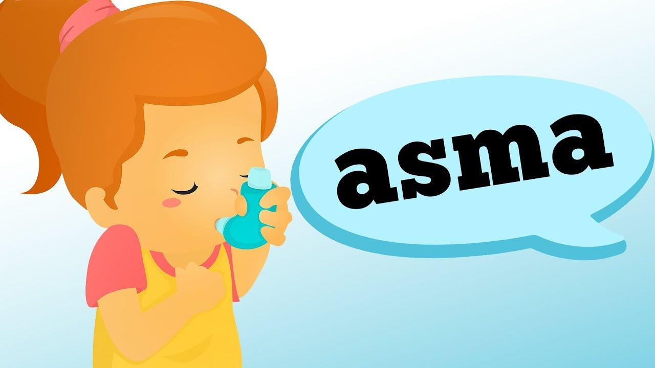 Como não ter crises de Asma