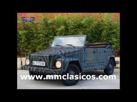 MM CLASICOS VW KUBELWAGEN 181 1975