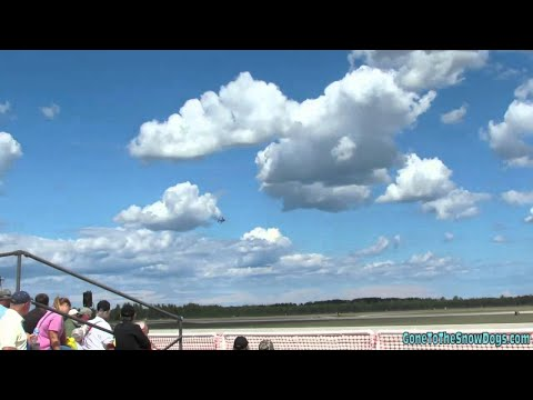 Planes! 300mph Jet School Bus? Wings Over Alpena 2012