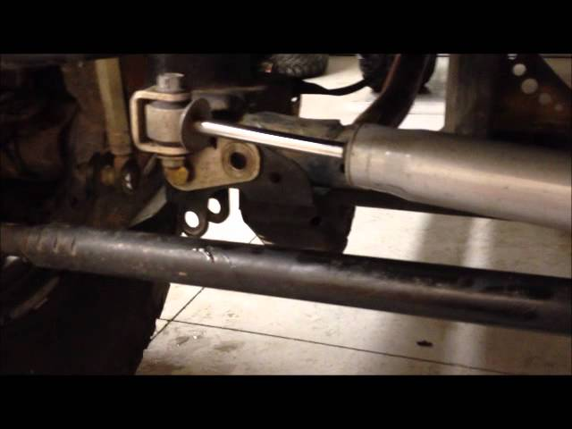Diagnosing Death Wobble And Fixing Non DW Shimmies And Wobbles    JeepForum.com