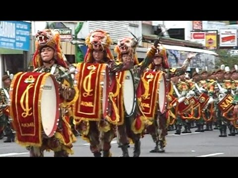 The Best Marching Band Akmil Indonesia