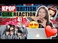 BRITISH GIRL KPOP REACTION 4!  BTS SAVE ME