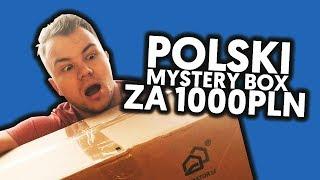POLSKI MYSTERY BOX ZA 1000 ZŁ