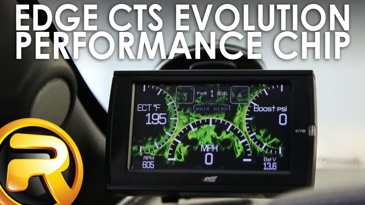 How To Install the Edge CTS Evolution Performance Chip