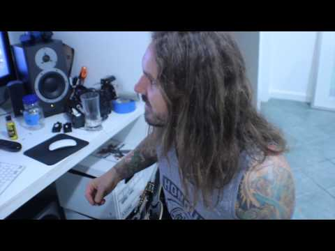 Tim Lambesis and his new ASG