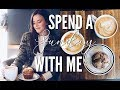 Spend a Sunday with Me! College Vlog | emilyOandbows