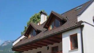 Koritnica Apartments in Bovec, Soca Valley, Slovenia