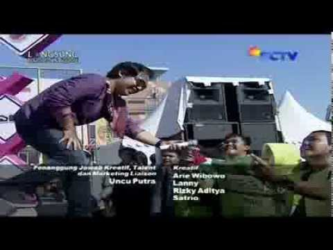 WALI BAND [Jamin Rasaku] Live At Inbox (15-07-2014) Courtesy SCTV