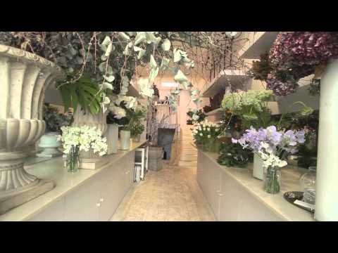 Catherine Muller Flower Shop - Belgravia, London