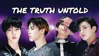 [FMV] BTS - The Truth Untold (Feat.  Steve Aoki) [Eng Sub]