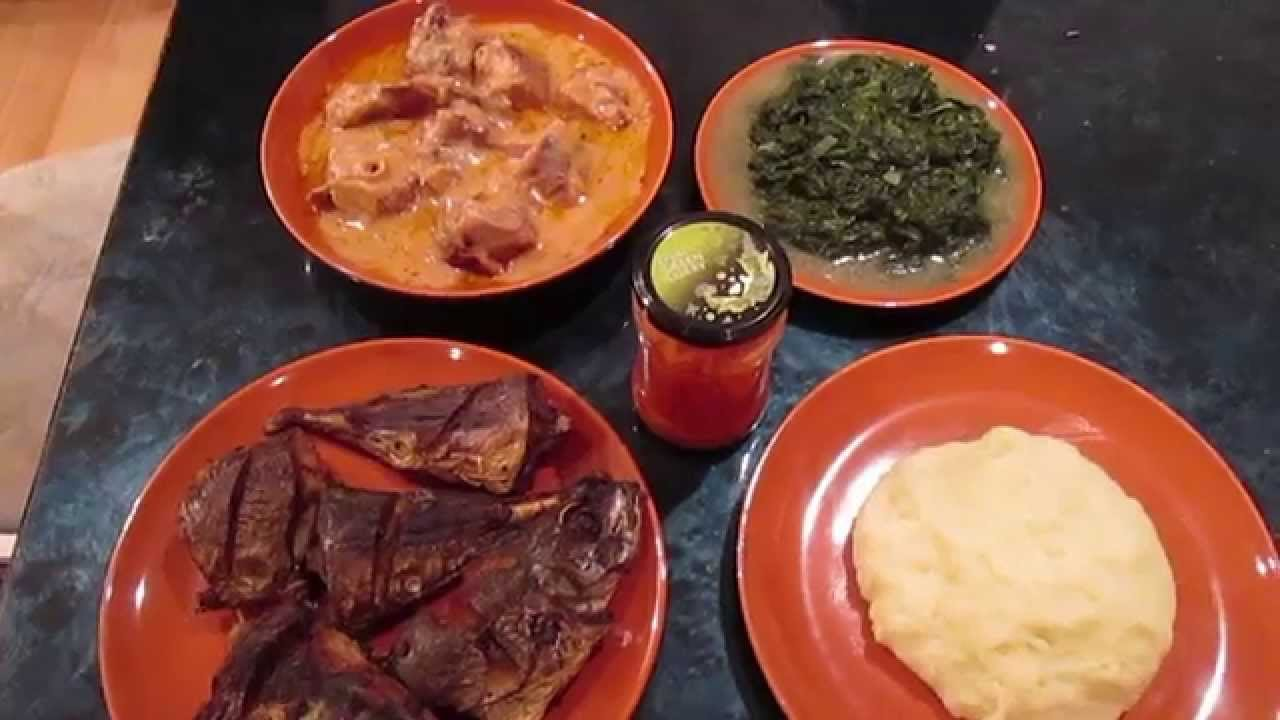 Selection of congolese food youtube forumfinder Images