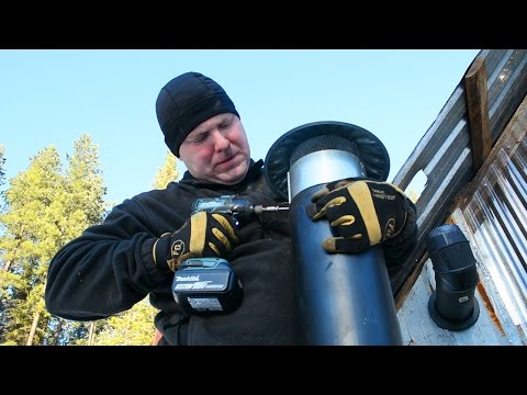 WE GOTS PROBLEMS! Troubleshooting & Cleaning Our Wood Stove Chimney Pipe