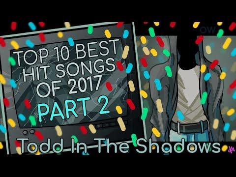 The Top Ten Best Hit Songs of 2017 (Pt. 2)