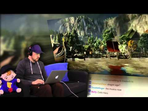 Electronic Arts E3 2014 Press Conference LONESOME Commentary!