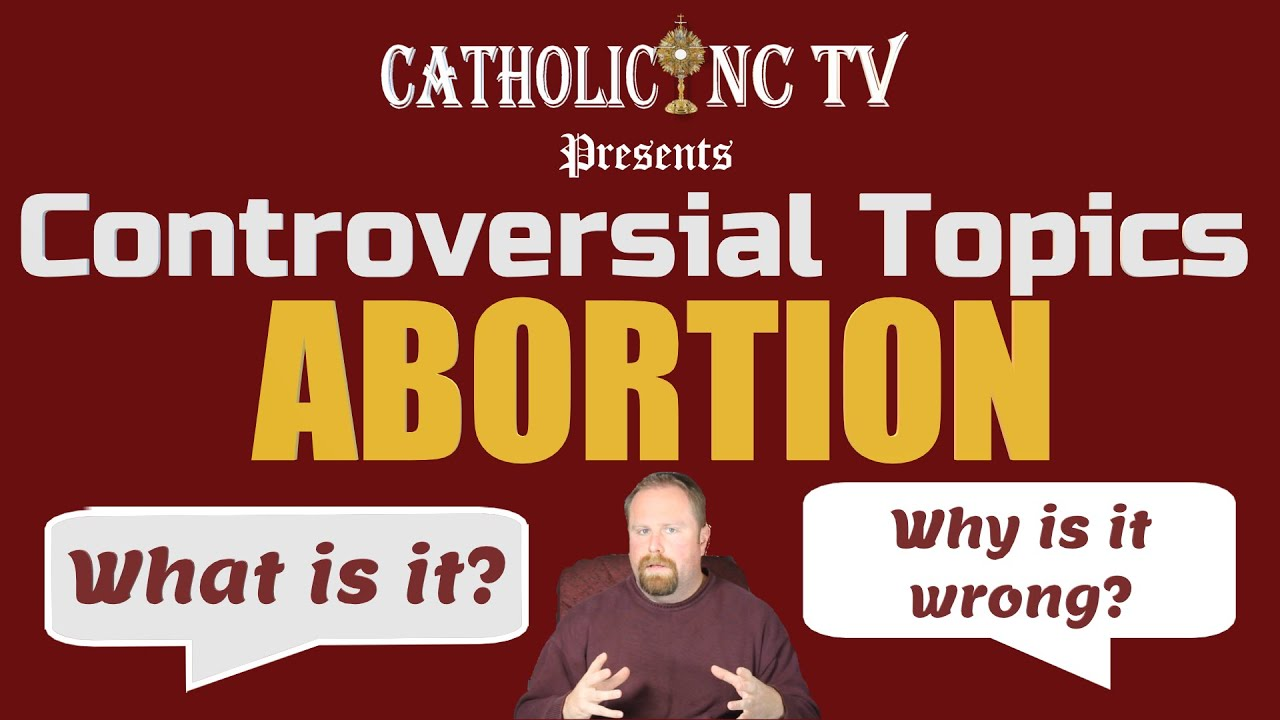 controversial topics about abortion
