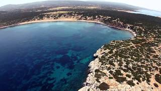 Akamas Lara Beach by Cyprus Aerial Activities.
