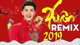NHẠC XUÂN 2019 REMIX - HẠNH PHÚC XUÂN NGỜI - Liên Khúc Nhạc Tết 2019 Đặc Biệt Hay Chào Xuân Kỷ Hợi