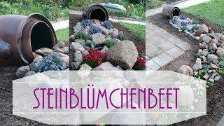 DIY Steinblümchenbeet! 3 Tussis im eigenen Garten! Folge 4