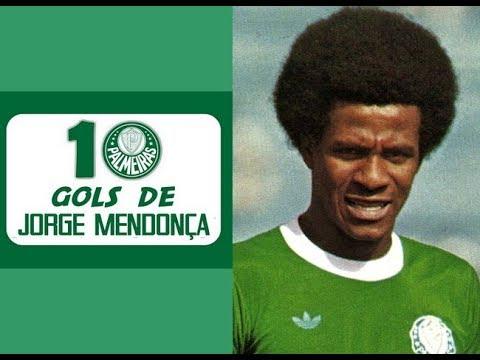 10 gols de Jorge Mendonça (Palmeiras)