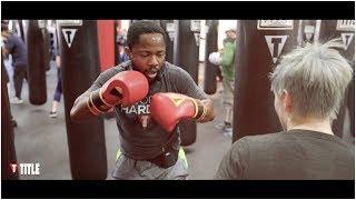 Title Boxing Club Video 1: Iowa City, Iowa