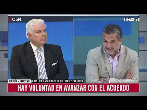 Agustín Monteverde en C5N I Debate: el gobierno congela precios por 90 días