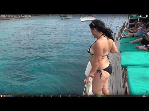 Bodrum Gümbet Boat Trip 4K UHD 2160p