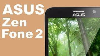 Видео обзор телефона / смартфона Asus Zenfone 2 ZE551ML(Не так давно компания ASUS порадовала своих поклонников обновлением линейки своих смартфонов ZenFone 2. Одним..., 2015-08-03T14:26:45.000Z)