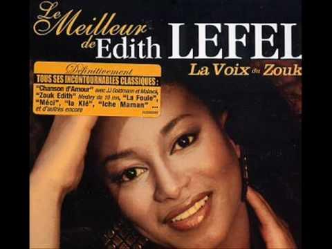 Edith Lefel & Lazair - Ich Manman - YouTube