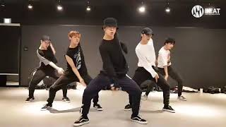 A.C.E(에이스) - Callin' Dance practice (안무 수정 전 ver.)