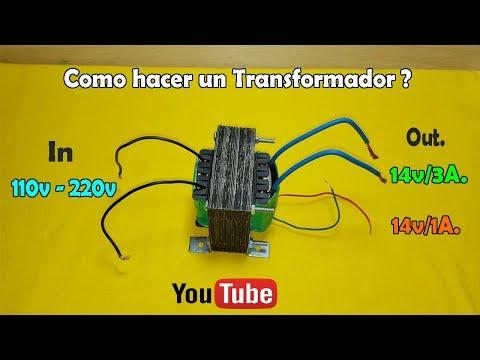 como-hacer-y-calcular-un-transformador- -14v/3a-y-14v/1a-(paso-a-paso)